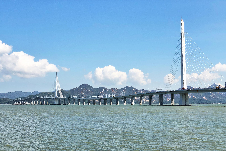 bigstock-The-Bridge-Houhai-Bay-To-Hong--251324638
